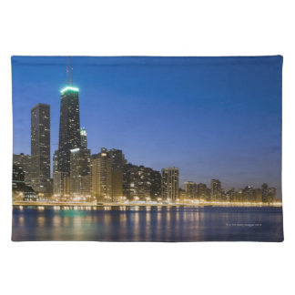 Chicago Lakefront Placemat