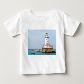 Chicago Lighthouse Baby T-Shirt