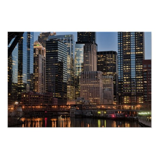 Chicago Loop poster