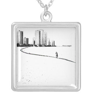 Chicago Lovers Vintage necklace