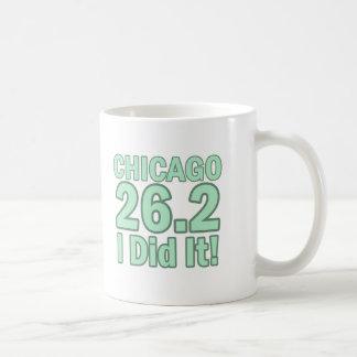 Chicago Marathon Coffee Mugs