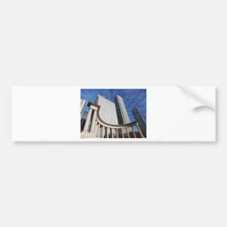 Chicago Memorial Bumper Sticker
