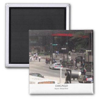 Chicago...Michigan Avenue Magnets