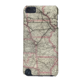 Chicago Milwaukee and St Paul Ry and connections iPod Touch (5th Generation) Cases