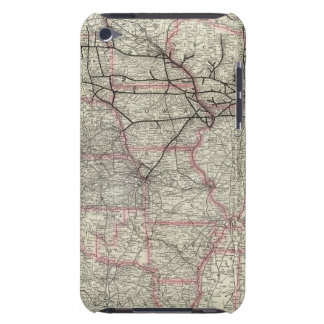 Chicago Milwaukee and St Paul Ry and connections iPod Touch Case