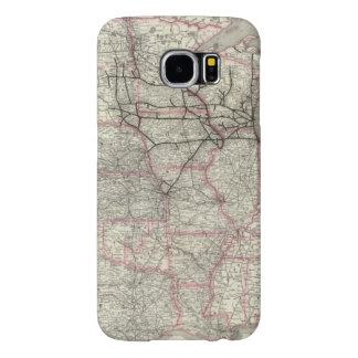 Chicago Milwaukee and St Paul Ry and connections Samsung Galaxy S6 Cases