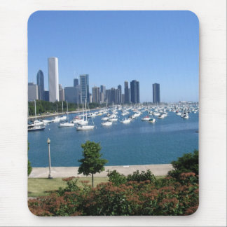 Chicago Mouse Mat
