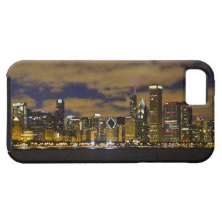 Chicago Night Skyline iPhone4 Case