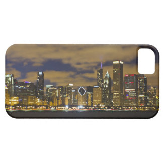 Chicago Night Skyline iPhone4 Case Case For The iPhone 5
