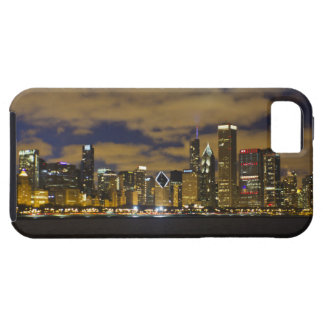 Chicago Night Skyline iPhone4 Case iPhone 5 Cases
