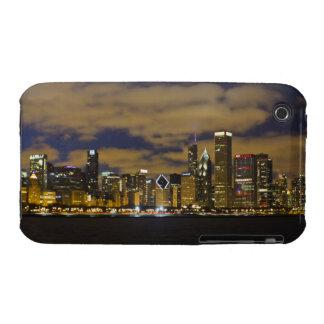 Chicago Night Skyline iPhone 3G/3GS Case
