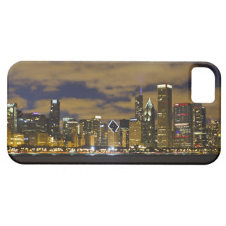 Chicago Night Skyline iPhone 5 Case