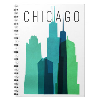 CHICAGO NOTE BOOK