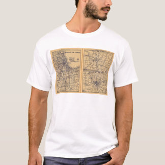 Chicago, Omaha, Kansas City T-Shirt