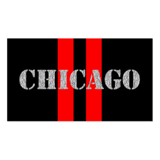 Chicago Pack Of Standard Business Cards