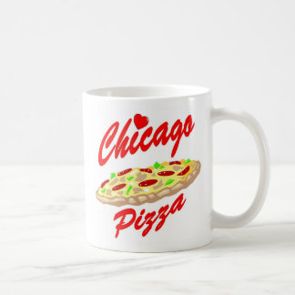 Chicago Pizza Coffee Mug