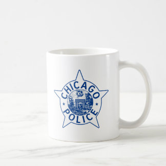 Chicago Police (VINTAGE) Coffee Mug
