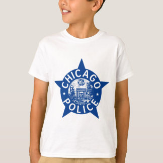Chicago Police VINTAGE STAR T-Shirt