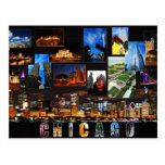 CHICAGO POSTCARD