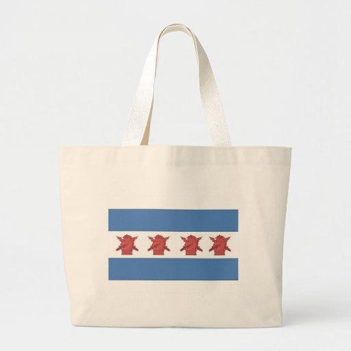 Chicago PSYOP Canvas Bag
