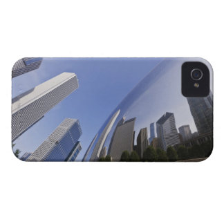 Chicago Reflections iPhone 4 Case-Mate Case