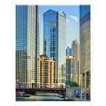 CHICAGO RIVER PERSONALIZED INVITE