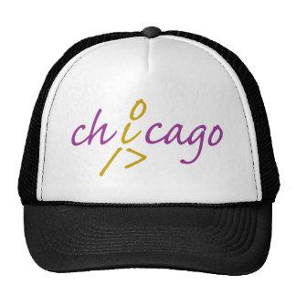 Chicago runner mesh hat