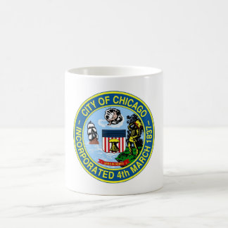 Chicago Seal Coffee Mug