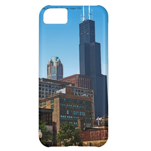 Chicago - Sears Tower Case For iPhone 5C