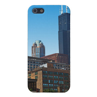 Chicago - Sears Tower Cover For iPhone 5