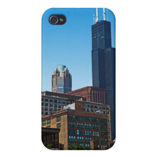 Chicago - Sears Tower iPhone 4/4S Cases