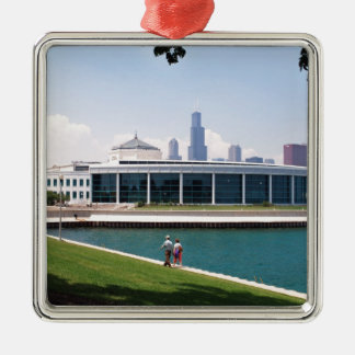 Chicago Shedd Aquarium collection Christmas Ornament