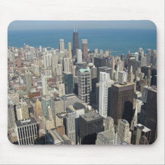 Chicago Skyline 3 Mouse Mat