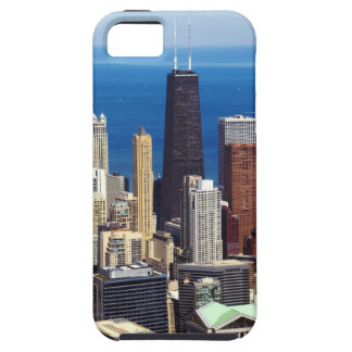 Chicago Skyline and landmarks iPhone 5 Case