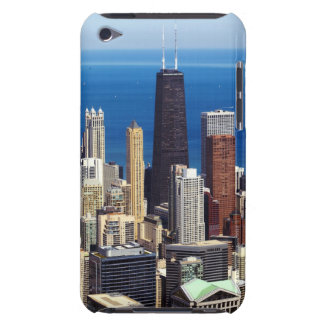 Chicago Skyline and landmarks iPod Touch Case-Mate Case