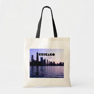 Chicago skyline bag
