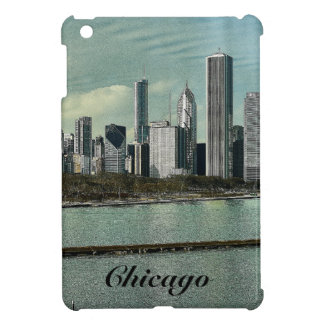 Chicago Skyline Case For The iPad Mini