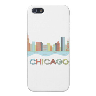 Chicago Skyline Case For The iPhone 5
