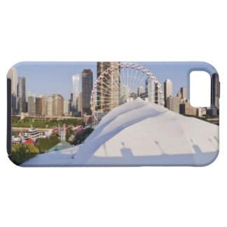 Chicago Skyline from Navy Pier Case For The iPhone 5