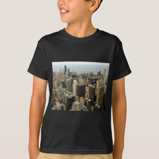 Chicago Skyline from Sears now Willis Tower Tees