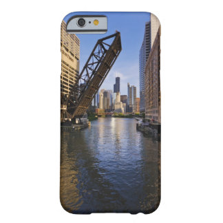 Chicago Skyline from the Kinzie St Bridge Barely There iPhone 6 Case