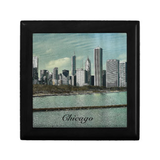 Chicago Skyline Gift Box