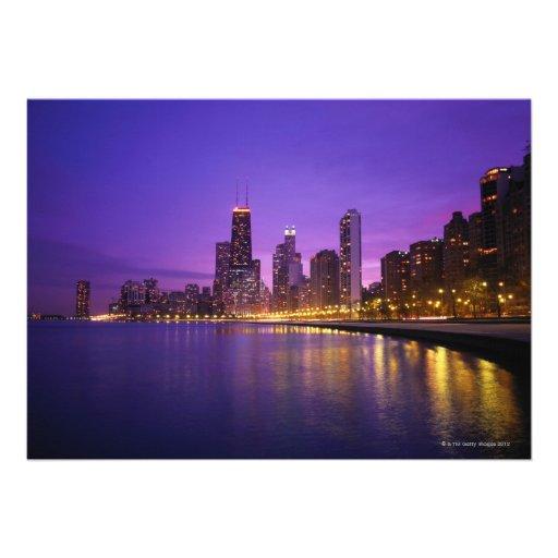 Chicago Skyline Invite