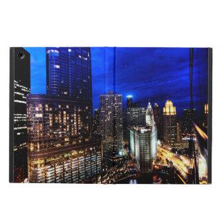 Chicago Skyline iPad Air Cases