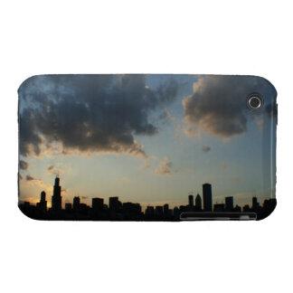 Chicago Skyline iPhone 3 Case