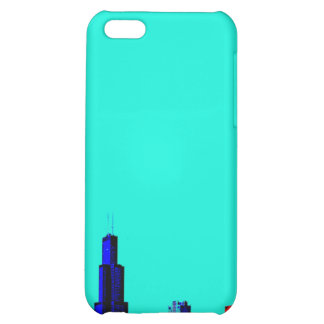 Chicago skyline iPhone 5C covers