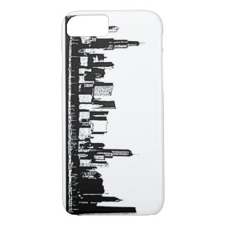 Chicago Skyline iPhone 7 Case