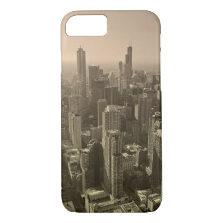 Chicago Skyline, John Hancock Center Skydeck iPhone 8/7 Case