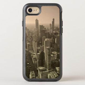 Chicago Skyline, John Hancock Center Skydeck OtterBox Symmetry iPhone 8/7 Case