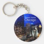 Chicago Skyline Keychains